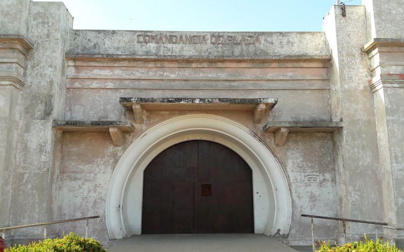 Foto web. Entrada del Museo de Guanacaste
