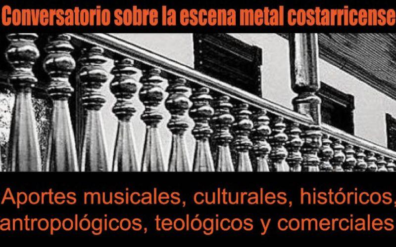 """Conversando sobre la escena metal costarricense"""