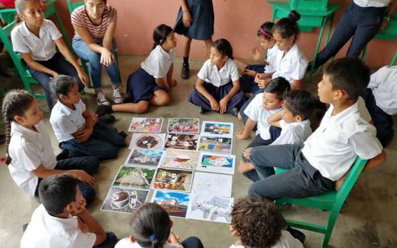 Charla Explorando nuestra herencia Cultural, Matambú