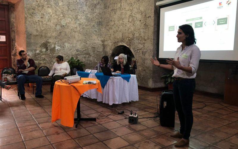Sofía Yglesias, Directora de Cultura MCJ