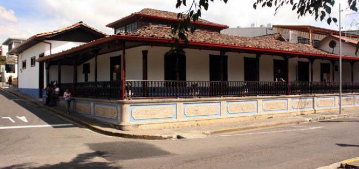 Casa de la Cultura de Heredia Alfredo González Flores