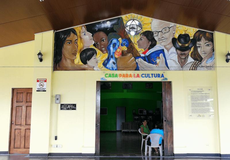 Casa para la Cultura de Pococí