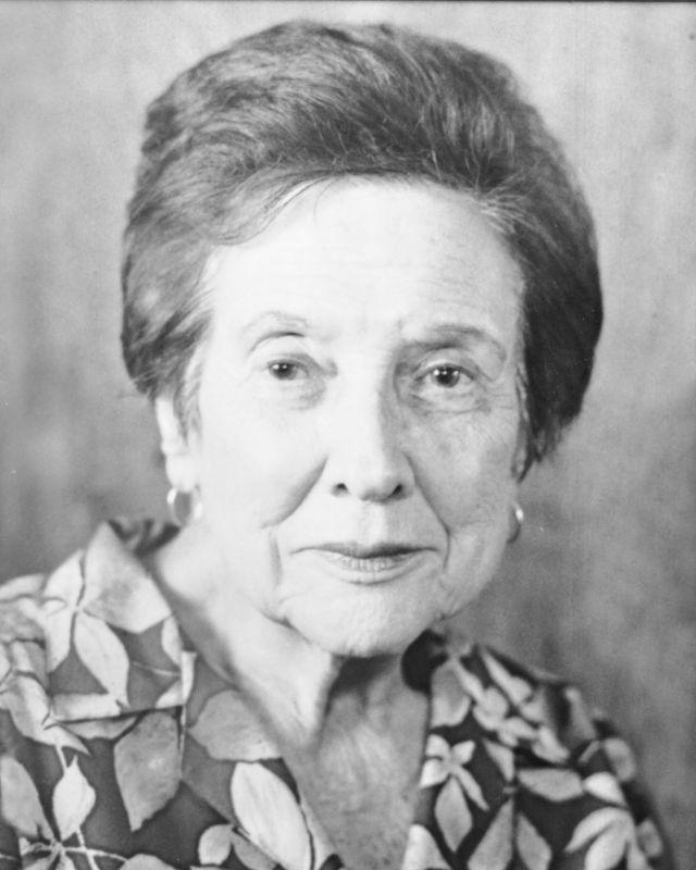 María Eugenia Dengo