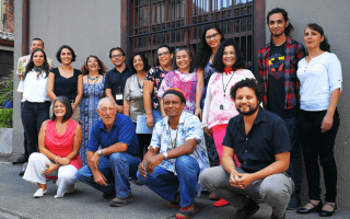 ENCUENTRO DE GESTORES DE  PROYECTOS PARA BECAS TALLER GAM 2019