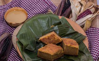 Recetario Comidas tradicionales nicoyanas